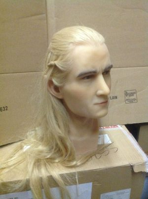 wax head lord of the rings 1