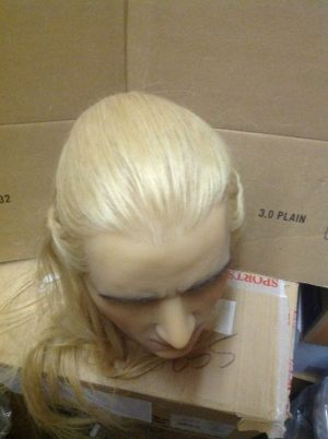 wax head lord of the rings 3