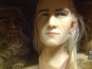 wax head lord of the rings