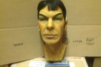 wax head spock