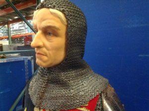 wax museum knight 1