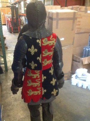 wax museum knight 4