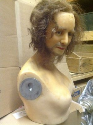 wax museum rip bearded lady 1