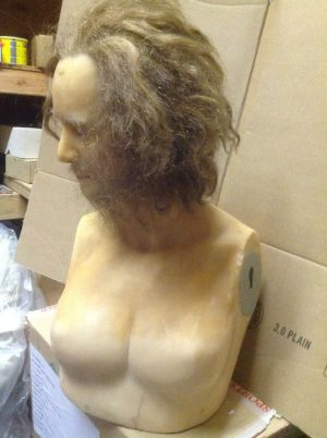 wax museum rip bearded lady 2
