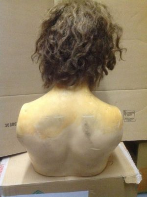 wax museum rip bearded lady 3
