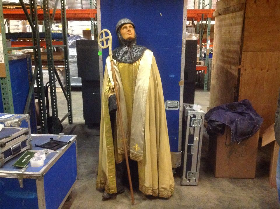 wax museum rip bishop