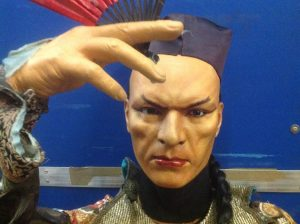 wax museum rip chinese magician 1