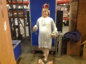 wax museum rip king with no clothing 3