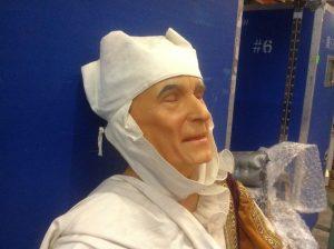wax museum rip nurse 3