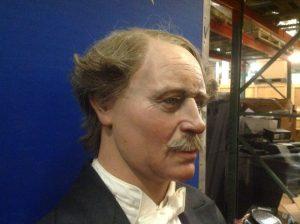 wax museum rip violinist 3