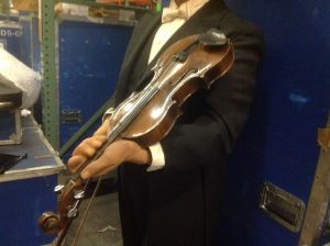 wax museum rip violinist 5
