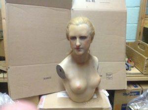 wax museum rip woman