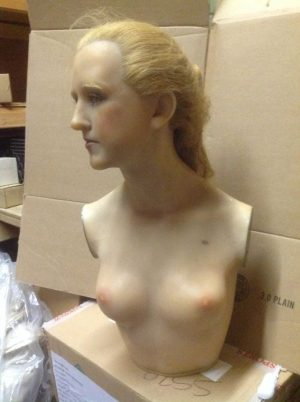 wax museum rip woman 2
