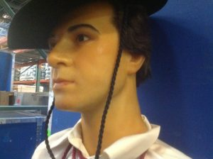 wax museum rudolph valentino 1