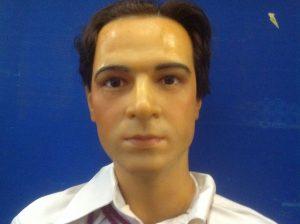 wax museum rudolph valentino 4