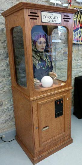fortune teller machine baytek 2019
