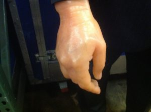 wax museum rip king harold 2