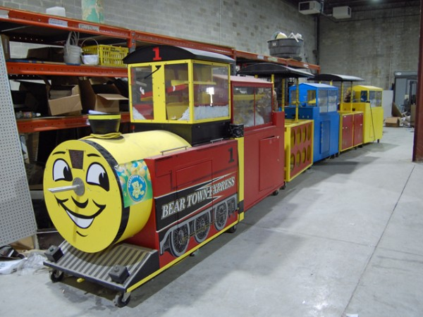 Used Cars For $5000 >> Build a Bear Six Car Train « Obnoxious Antiques