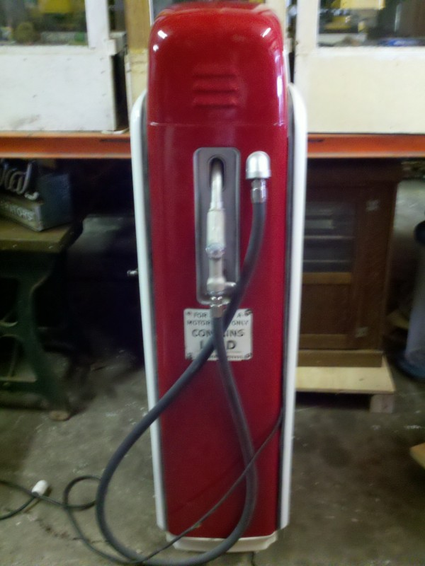 Find Gas Station >> Old Mobil Wayne 80, 1951 Gas Station Pump « Obnoxious Antiques
