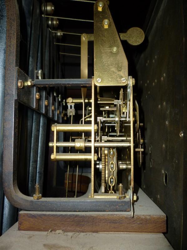 Urgos antique grandfather Clock Manual