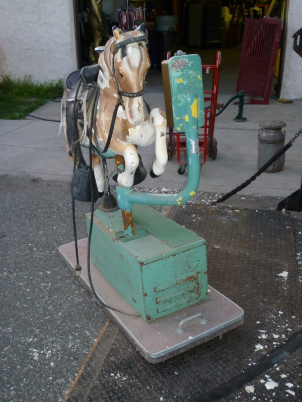 Penny Arcade Coin Operated Horse (Crusader) « Obnoxious ...