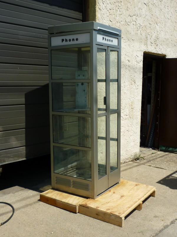 1960 u2019s metal phone booth  u00ab obnoxious antiques