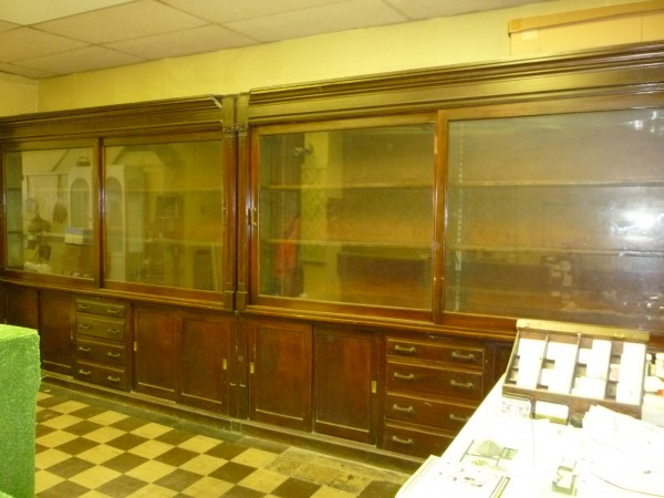 Antique Late 1800 S Store Display Case 171 Obnoxious Antiques