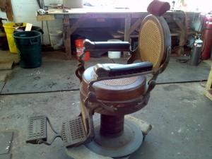 b chair 6