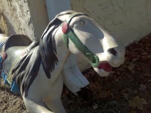 carousel horse small 2