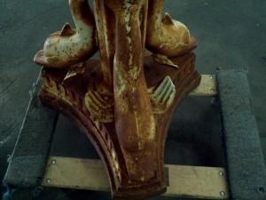 cast iron fountain 1