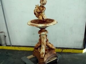 cast iron fountain 8