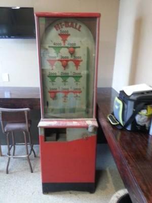 higball arcade game