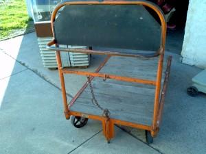 industrial cart 2