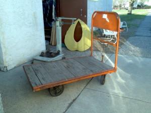 industrial cart 3