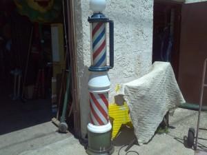 barber pole  street 1