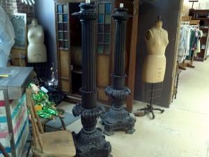 cast iron lamp5