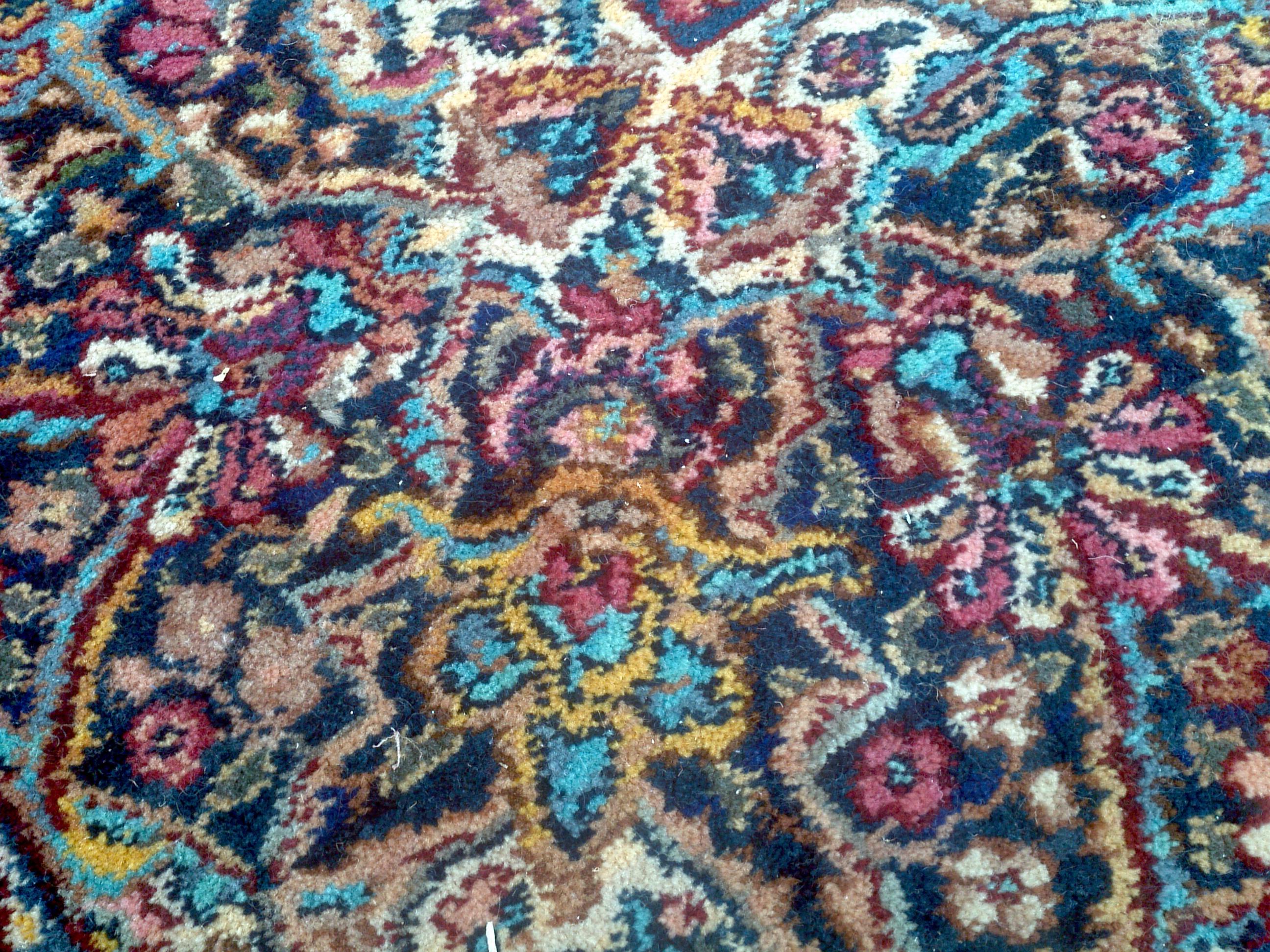 Antique Karastan Rug 81 2 X 15 171 Obnoxious Antiques