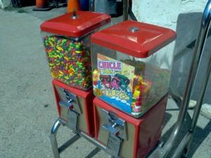 nothwestern gum vendor