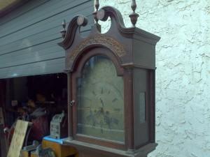 grandfather clock 1