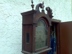 grandfather clock 2