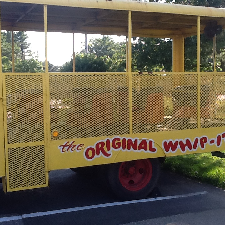 Antique Carnival Whip Ride Amusement Truck « Obnoxious ...