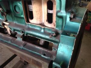 chevey cut away motor 10