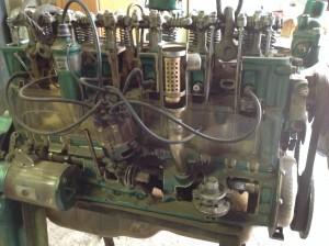 chevey cut away motor 11