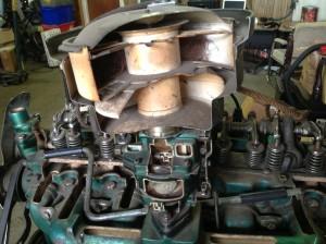 chevey cut away motor 3