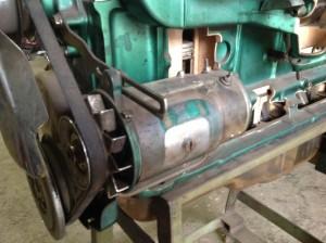 chevey cut away motor 5