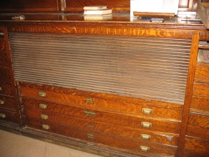 church  vestment cabinet 6