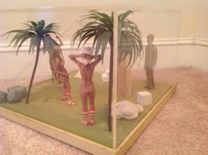 diorama surrealism assemeblage by artist J Grimmins 5