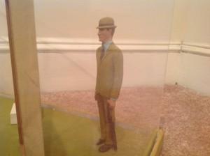 diorama surrealism assemeblage by artist J Grimmins 6