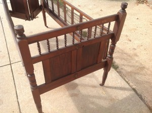 crib antique  5