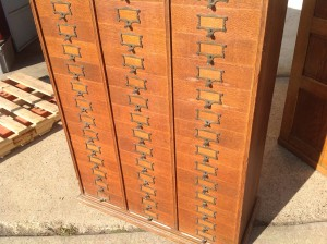 cabinet multi  drawer tall 10